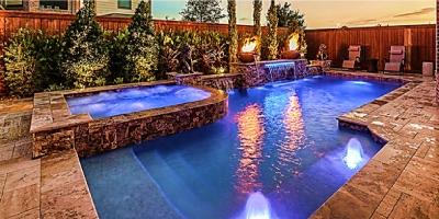 Maricopa swimming pool builder gilbert pool builder for Pool builders in az